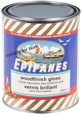 VERNIS BOIS TROPICAL EPIFANES BRILLANT 1L