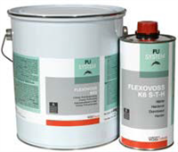 RESINE PU DE COULEE FLEXOVOSS K6S KIT 30Kg
