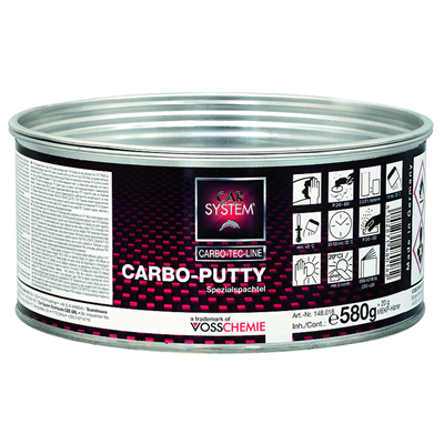 MASTIC CARBO PUTTY 600G