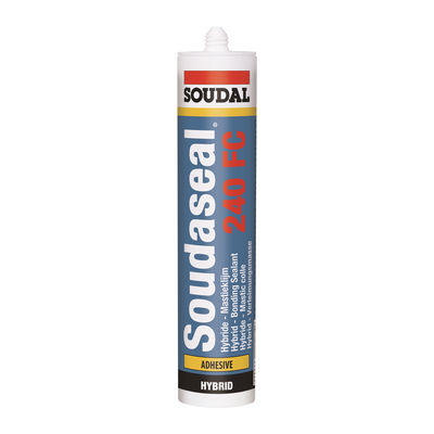 MASTIC MS POLYMERE SOUDASEAL 240 FC 290ML NOIR