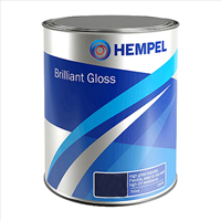 LAQUE BRILLANT GLOSS MARINE GREEN 0,75L