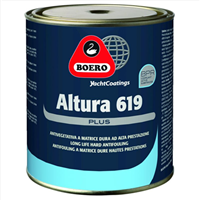ANTIFOULING ALTURA 619 PLUS DARK BLUE 750ML