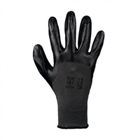 GANTS MANUTENTION  ENDUCTION NITRILE T10 (LA PAIRE)