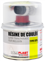 RESINE GTS PRO POLYESTER INCLUSION 500g