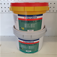 MASTIC EPOXY INTERFILL 833 RAPIDE KIT A+B 5L
