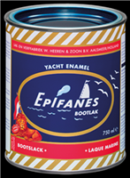LAQUE EPIFANES MONO ALKYDE JET BLACK N°19 750 ML
